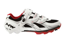 Northwave Vega SBS Women white/black/red
